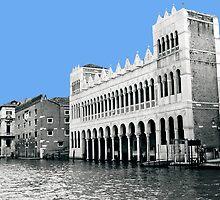 Venetian Palazzo by RachelMacht