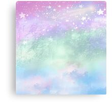 ★Dreamy Skies★ Rainbow Canvas Print