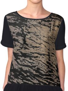There will remain only ashes Chiffon Top