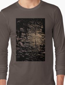 There will remain only ashes Long Sleeve T-Shirt
