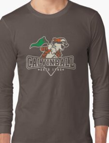 Calvinball  Long Sleeve T-Shirt