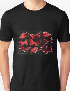 A butterfly Pattern (2320 Views) T-Shirt