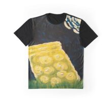 Jar of Fireflies Graphic T-Shirt