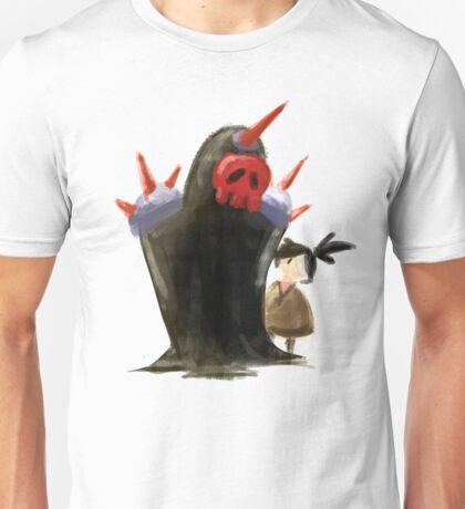Rando and Buddy Unisex T-Shirt