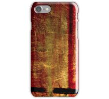 Come down in time. iPhone Case/Skin