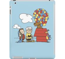 some Peanuts UP there V.2 iPad Case/Skin