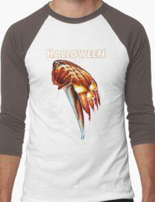HALLOWEEN - The Night He Came Home! Men's Baseball ¾ T-Shirt