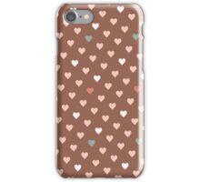 Chocolate love iPhone Case/Skin