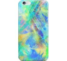 Abstract Print - Fluro Metropolis  iPhone Case/Skin
