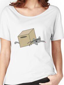 Metal Gear Kitty Women's Relaxed Fit T-Shirt