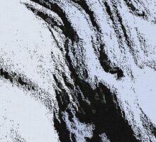 The Waves Sticker