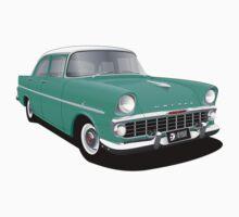 Holden EK Special Sedan - Opal Green Baby Tee