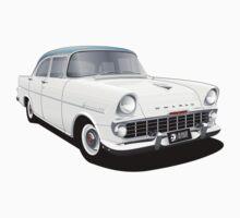 Holden EK Special Sedan - Snowcrest White Kids Tee