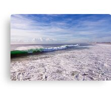 Surf to City Canvas Print