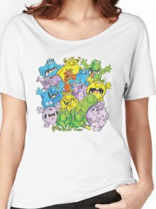 Real 'lil' Monsters Women's Relaxed Fit T-Shirt