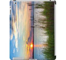 Savannah River Sunrise iPad Case/Skin