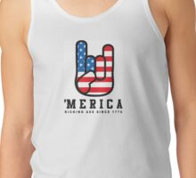 4th of July Tank Top - Merica Tank Top