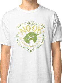 Nook Neighbor's Club Classic T-Shirt