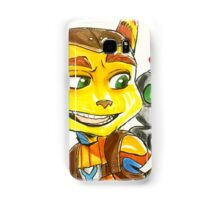 Ratchet and Boi Samsung Galaxy Case/Skin