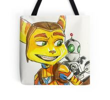 Ratchet and Boi Tote Bag