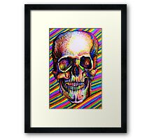 We are all the same Framed Print