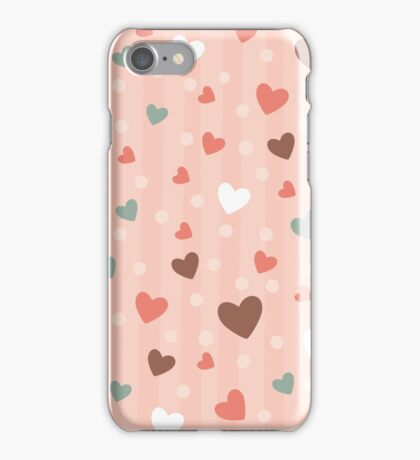 Pop love iPhone Case/Skin