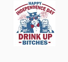 4th of July Tank Top - Drink Up Bitches Tank Top
