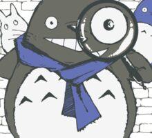 Totoro Holmes Sticker