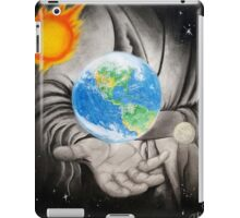 Creation iPad Case/Skin