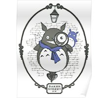Totoro Holmes Poster