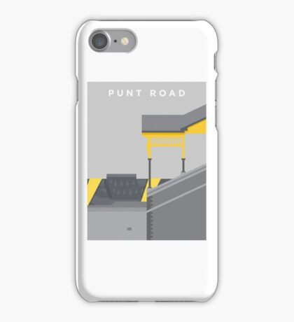Punt Road - Two Tone iPhone Case/Skin
