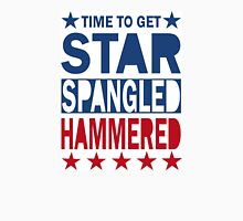 4th of July Tank Top - Star Spangled Hammered Tank Top