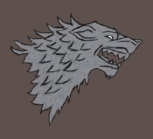 House Stark - Game of Thrones by glik