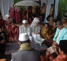 west java traditional wedding ceremonial by bayu harsa