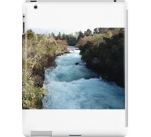 Blue Ribbon River iPad Case/Skin
