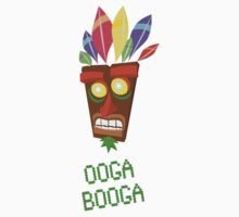 FunnyBONE Ooga Booga Kids Tee