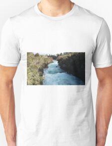 Blue Ribbon River Unisex T-Shirt