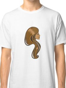 girl style design  Classic T-Shirt