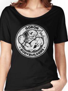 Goron Bodybuilder Women's Relaxed Fit T-Shirt