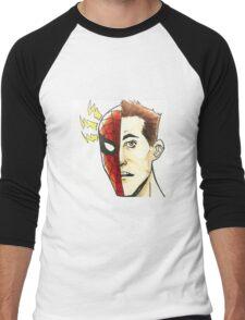 Spider Sense Men's Baseball ¾ T-Shirt
