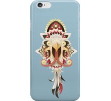 Glitch giant - Cosma iPhone Case/Skin