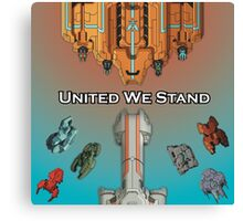 FTL United Federation Canvas Print