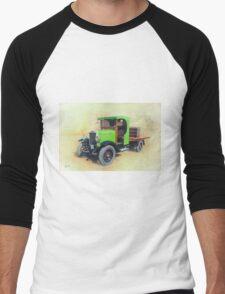 Morris Men's Baseball ¾ T-Shirt