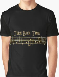 Turn Back Time Graphic T-Shirt