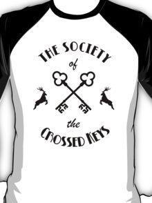 Grand Budapest Hotel Society of Crossed Keys  T-Shirt