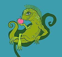 Lizard by Katyau
