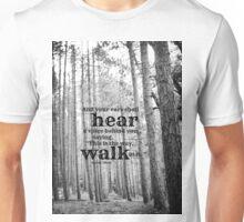 Isaiah 30 Walk Unisex T-Shirt