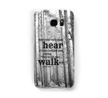 Isaiah 30 Walk Samsung Galaxy Case/Skin