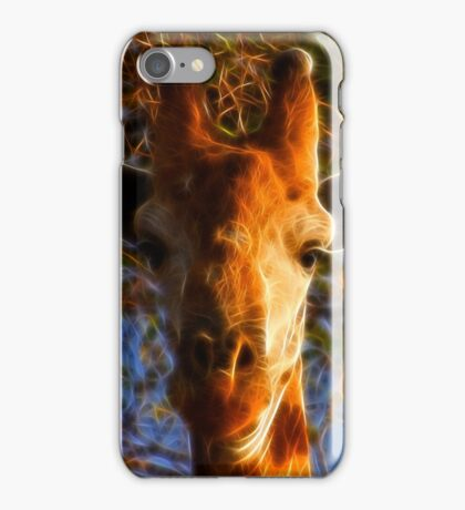 Kruger Giraffe iPhone Case/Skin