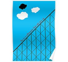The Fault in our Stars: Rollercoaster Poster